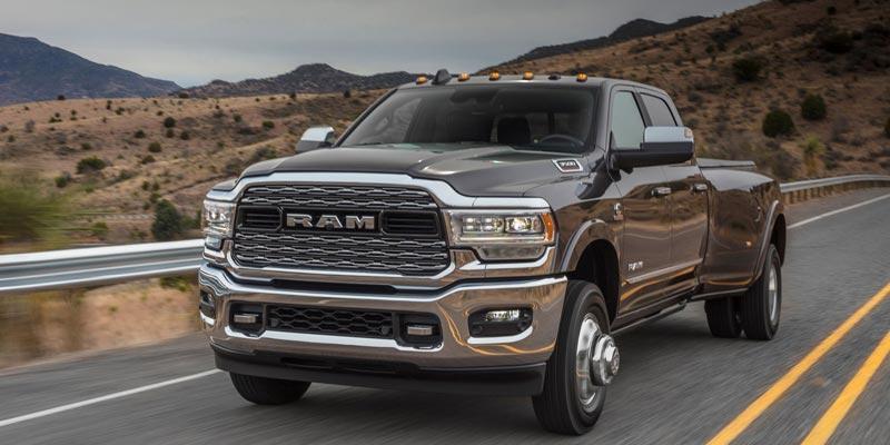 2019 Ram Heavy Duty