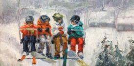 """Ski Buddies"""