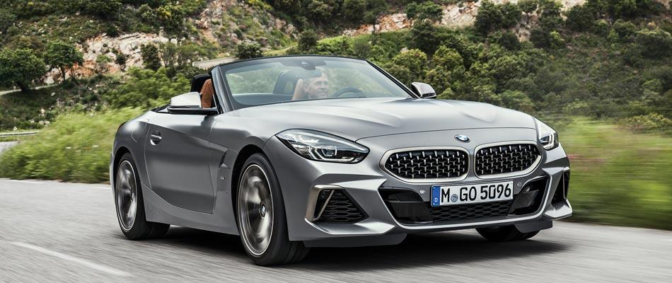 2019 BMW Z4 30I cruising