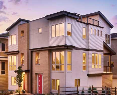 Lifestyle: Koelbel Urban Homes 5390' Community