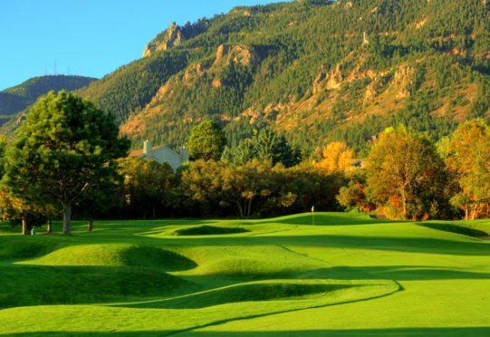 The Broadmoor Golf Club's West Course - Colorado Springs, Colorado