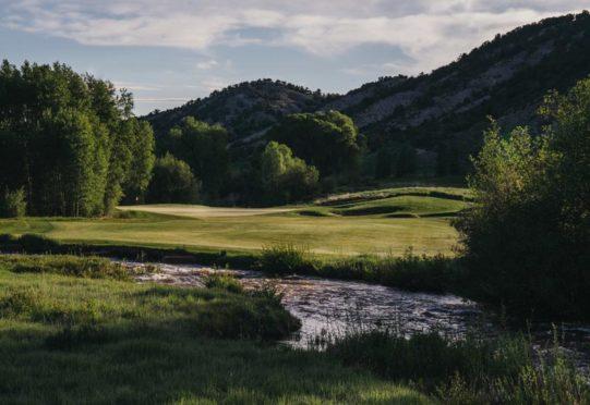 Frost Creel golf - Eagle, Colorado