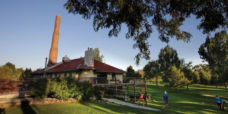 """Harvard Gulch is among Welcome2Golf's new """"Welcome Centers"""" in Denver"""