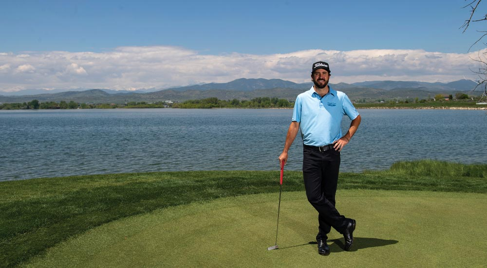 Mark Hubbard at TPC Colorado