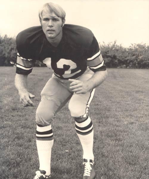 John Stearns - CU Football
