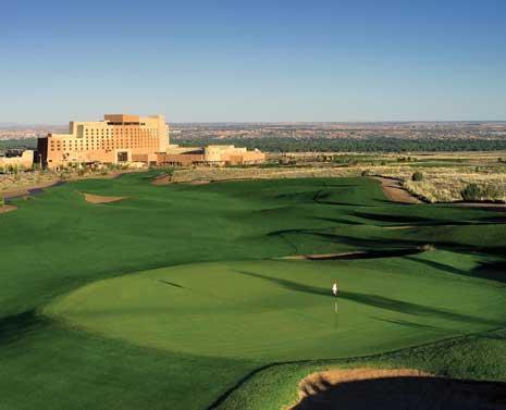 Sandia Golf Club - Albuquerque, New Mexico