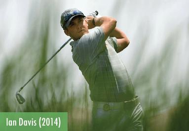 Ian Davis - 2014 Champion