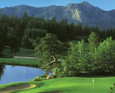 The Golf Club at Fox ACres - Red Feather Lakes, Colorado