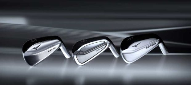 Mizuno's MP-20 Iron line