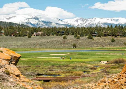Keystone Resort golf in Keystone, Colorado