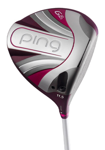 Ping's new G Le2 driver for women.