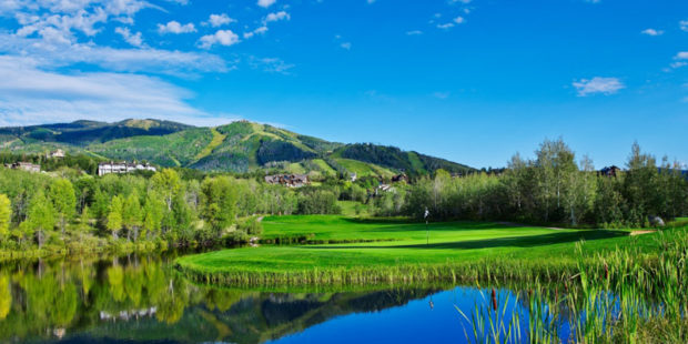 Rolling Ranch Golf Club - Steamboat Springs, Colorado