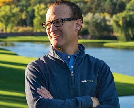 Joe Assell, Founder and CEO of GOLFTEC